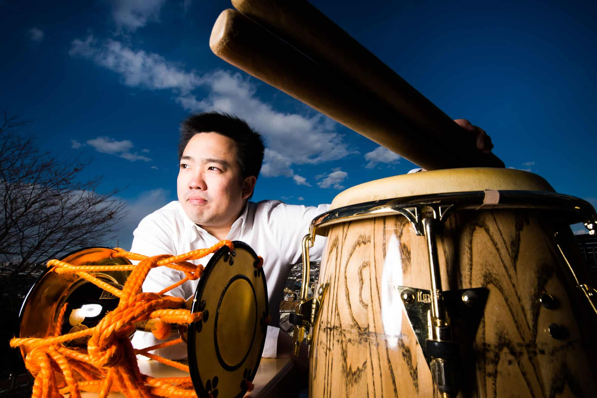 Isaku Kageyama Taiko and Japanese Music Main Image