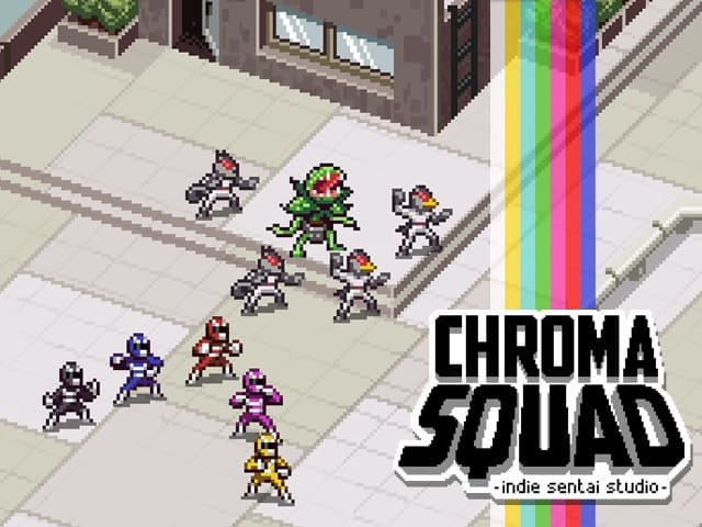Chroma Squad Screenshot