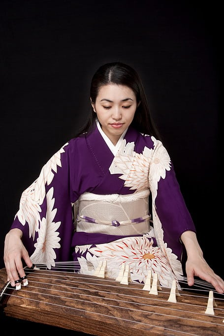 Los Angeles Japanese Music Ensemble Koto