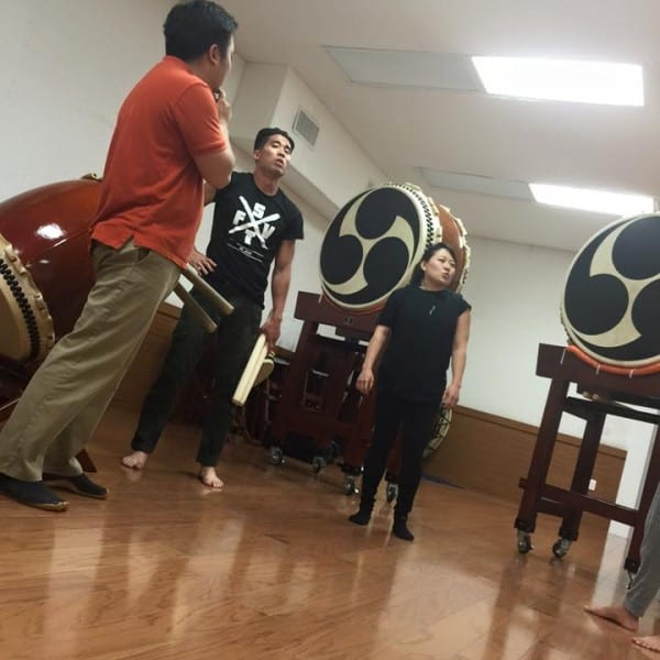Taiko Composition Rei Practice 1