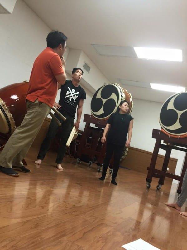 Taiko Composition Rei Practice 1