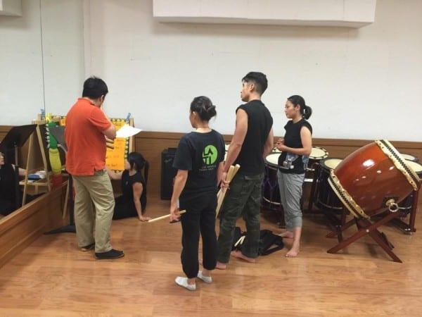 Taiko Composition Rei Practice 2
