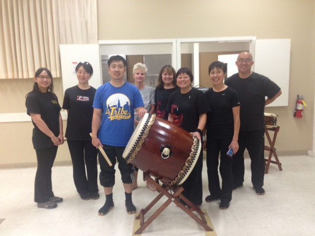 Taiko Workshop California