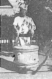 Bon Taiko Lesson – Yagi Bushi