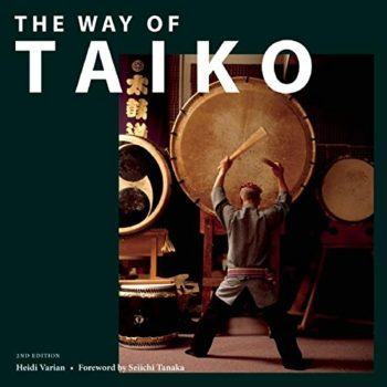 Taiko Drumming Books