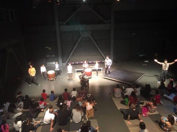 Taiko School Assembly Program - The Rhythm of Inspiration