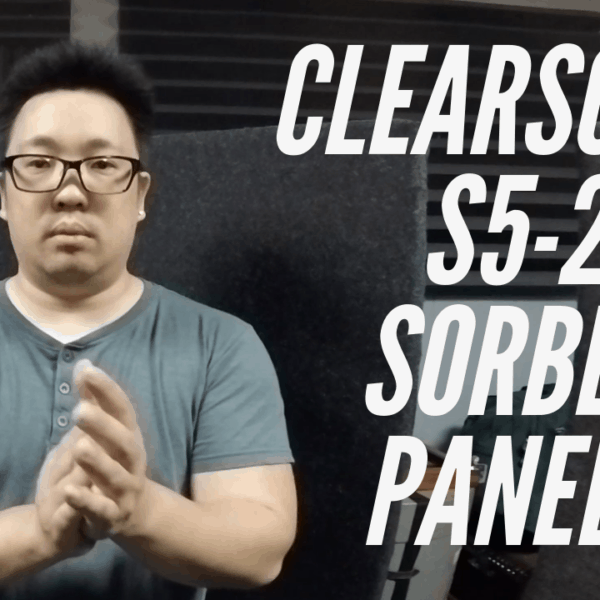 Clearnsonic Sorber Panels