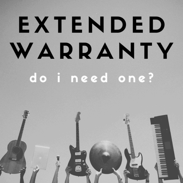 Extended Warranty - do i need one?