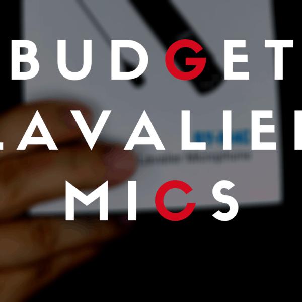 Budget Lavalier Mic